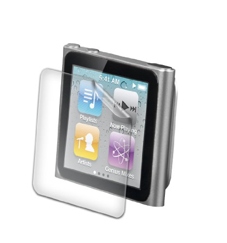 InvisibleShield for iPod Nano 6G - Screen - Psp Slim Invisibleshield