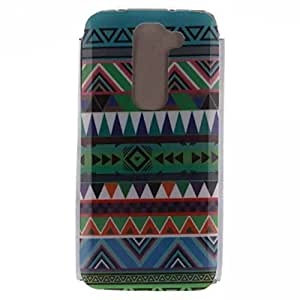 HNSPRING Exquisite pattern Silicone Cover Gel TPU Case for LG G2 Mini