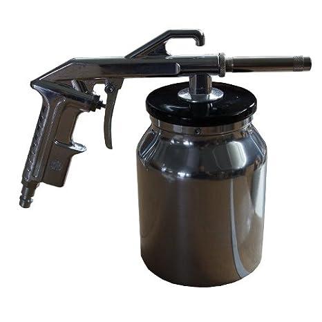 Aire Comprimido Pistola Pistola de chorro de arena con barnizadora AEG Incluye druc: Amazon.es: Iluminación