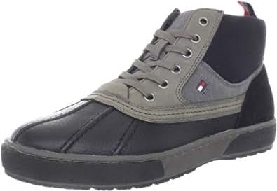 Tommy Hilfiger Men's Dominy2 Boot,Black Multi,7 M US