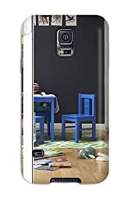 Janice K. Alvarado's Shop Galaxy S5 Case, Premium Protective Case With Awesome Look - Black Playroom With Sliding Glass Doors 038 Blue Kids8217 Chairs 6911881K54803565