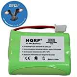 HQRP Battery compatible with Tri-tronics Beagler (1999 – 2001), Beagler XL, Classic 70, Classic 70XLS Remote Controlled Dog Training Collar Receiver plus Coaster, My Pet Supplies