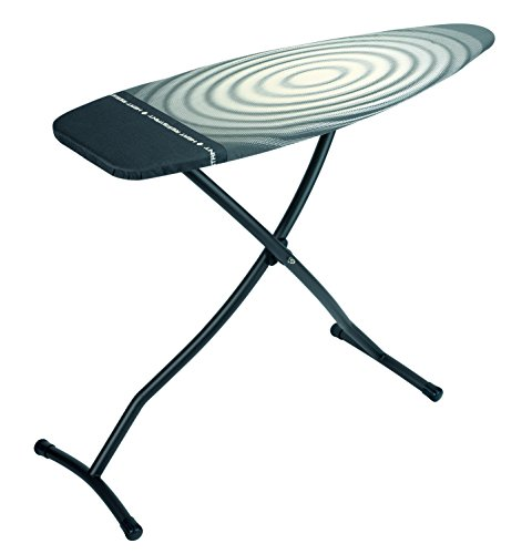-[ Brabantia Ironing Board Cover with Parking Zone, Size D, Extra Large - Titan Oval  ]-