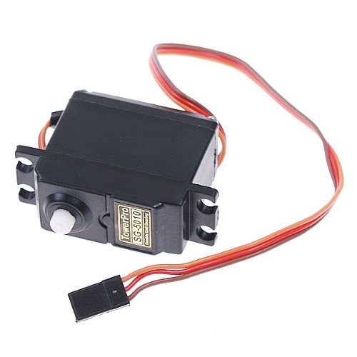 UPC 709127314341, SMAKN® SG 5010 Torque Coreless Servo for RC Plane Helicopter Car with accessories(Rubber grommets,Brass eyelets,Screws,Servo horn set)
