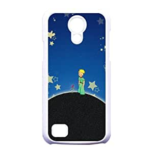 Customize Cell Phone Case Samsung Galaxy S4 Mini i9190 Case Cover White Cartoon The Little Prince 12QW4686629