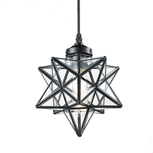 Star Of Bethlehem Pendant Light