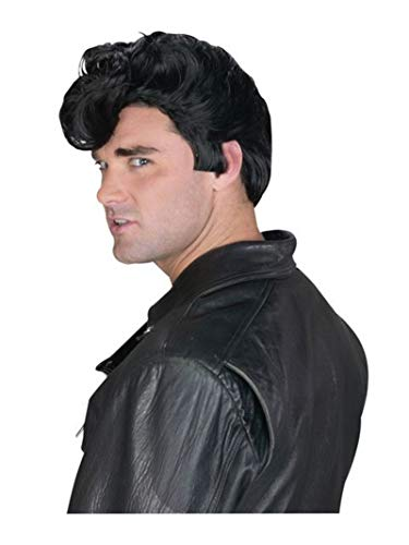 Forum Novelties 50s Style Greaser Wig for Adults - One ()