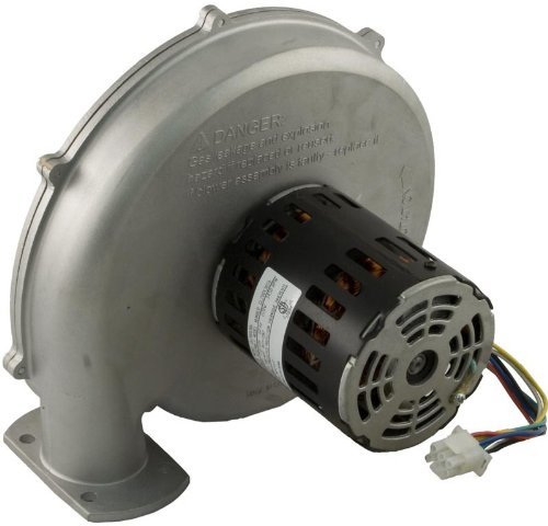 Pentair 77707-0256 Combustion Air Blower Replacement Kit Pool and Spa Propane Gas Heater by Pentair