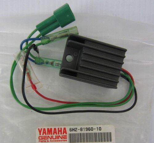 Yamaha Regulator - 1