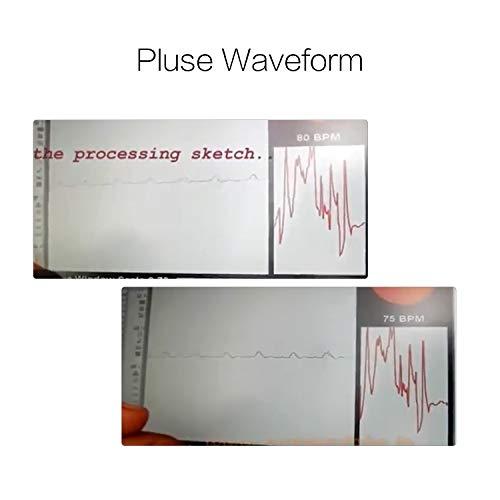 Pulsesensor Heart Rate Beat Pulse Sensor Module Amplifier