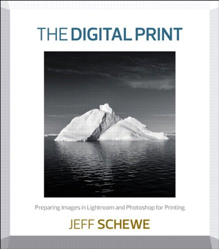 The Digital Print: Preparing Images in Lightroom and Photoshop for Printing Black White Photography Digital Age