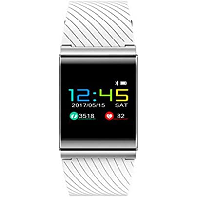 LL-Colorful Screen Smart Wristband Passometer Blood Pressure watch Sport Bracelet Heart Rate Tracker Estimated Price £50.00 -