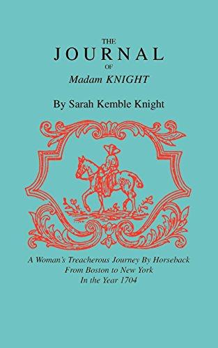 Journal of Madam Knight