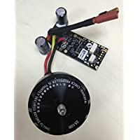 DJI INSPIRE ONE V2.0 3510H MOTOR AND ESC M1 - M3 - CCW (SILVER SCREW)