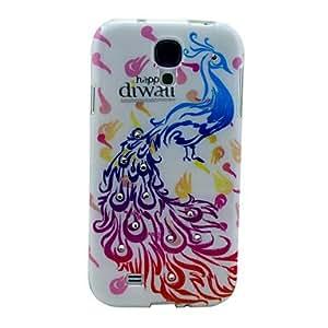Teléfono Móvil Samsung - Cobertor Posterior - Gráfico/Patrón de Cuadrícula/Dibujos Animados/Cráneos Chéveres/Diseño Especial/Apariencia de Diamante-