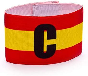 Mercury Capitán España, Brazalete, Rojo-Amarillo, Talla Junior ...