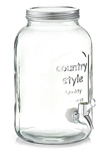 "Zeller dispensador de bebidas Bebidas ""Country Style 3,5 L Station dispensador"