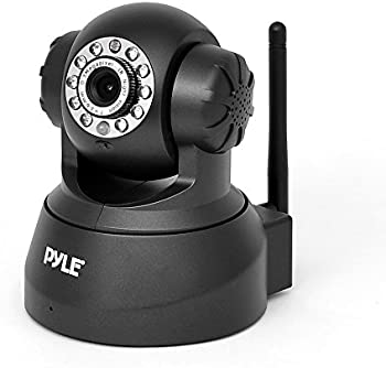 PyleHome PIPCAM5 IP Camera Security Monitor