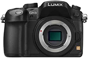 Panasonic Lumix DMC-GH3K 16.05 MP Digital Single Lens Mirrorless Digital Camera with 3-Inch OLED - Body Only (Black)