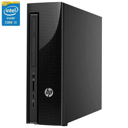 2019 HP High Performance Slim Desktop PC