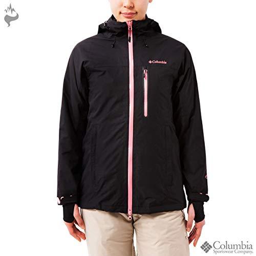 Columbia(コロンビア)Fox Pitt II Jacket フォックスピット2ジャケット スキーウェア☆BLK PL2237 010黒 Small