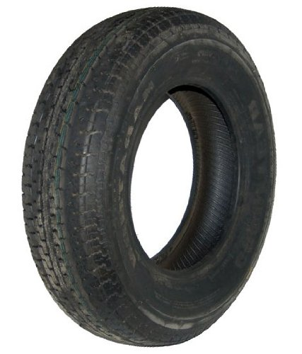 ST205/75R14 GOODYEAR ENDURANCE RADIAL Trailer Tire, Load Range D 724-864-519 (Endurance Tire)