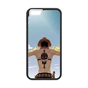 iPhone 6 Plus 5.5 Inch Cell Phone Case Black ONE PIECE jocq