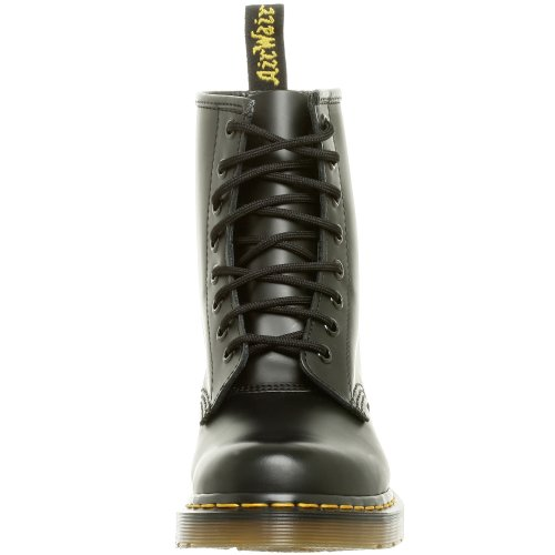 Dr. Marten's Women's 1460 8-Eye Patent Leather Boots, Black Smooth Leather, 7 F(M) UK / 9 B(M) US Women / 8 D(M) US Men - Image 4