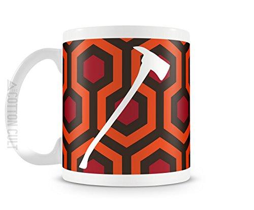 The Shining Carpet / Axe Mug 11oz Ceramic - The Shining Coffee Mug