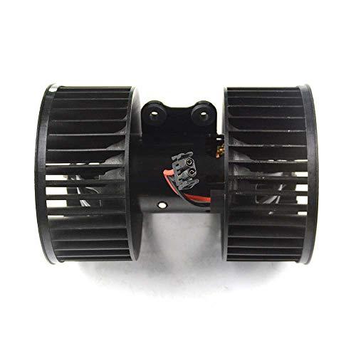 SHOWSEN PM9273 Front HVAC AC Heater Blower Motor W/Fan Cage Fit 01-04 BMW 320i 325Ci 325i 325xi 330Ci 330i 330xi