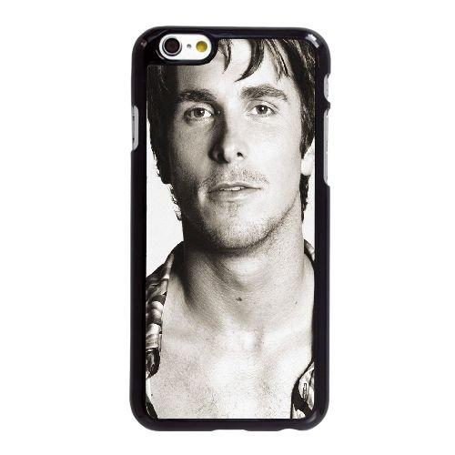 Hc Christian Bale sera bientôt Steve Jobs plus NM49DW5 coque iPhone 6 6S plus de 5,5 pouces de mobile cas coque G7MN2W3CE