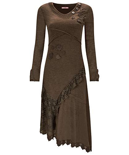 Joe Braun Amazingly New Dress Versatile Damen Kleid Browns n0wTrxqz10