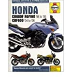 Honda CB600F/FS Hornet and CBF600 Service and Repair Manual: 1998 to 2006 (Haynes Service and Repair Manuals) by Mather, Phil 2nd (second) Revised Edition (2007)