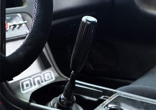 Original 3D Carbon Fiber Universal Type II R Manuelle 5 Gang Schaltknauf Schaltknauf Schaltknauf Schaltknauf