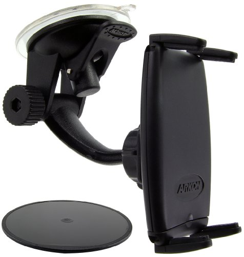 (Arkon Windshield and Dash Suction Car Mount Holder for Samsung Galaxy Note 5 Galaxy Note 8.0 and Galaxy Tab Active)