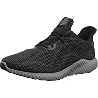 Adidas Alphabounce Womens Running Shoes (Core Black/Grey)