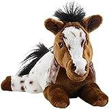 Nat and Jules Appaloosa Horse Large
