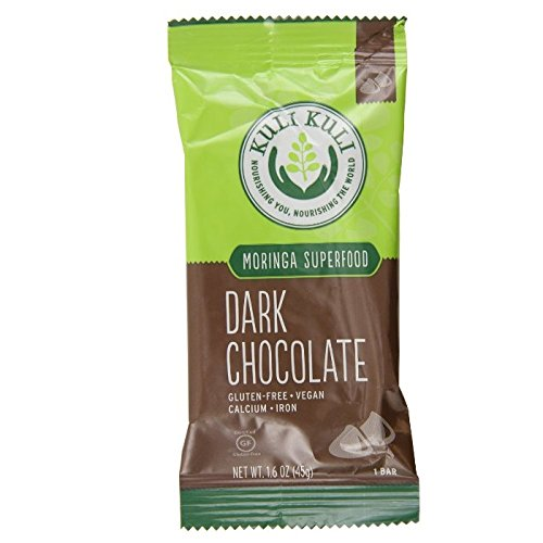 Kuli Moringa Superfood Dark Chocolate product image