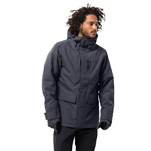 Jack Wolfskin West Coast Jacket Down-Outerwear-Coats