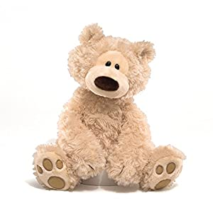 Gund Philbin Cream Teddy Bear ...