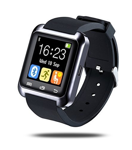Price comparison product image Men Watch By CSMARTE V3.0 Smart Watch Wrist Wrap Watch Phone for IOS Apple Iphone 4 / 4s / 5 / 5s / 6S / plus Android Samsung Galaxy S2 / s3 / s4 / note2 / note3 Lg HTC Nokia...