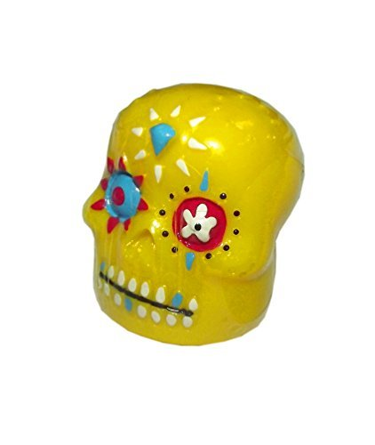 Pineapple Sugar Skull Lip Balm