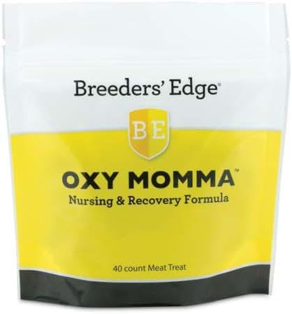 Revival Animal Health Breeders' Edge Oxy Momma - 40 Ct. Meat Treats