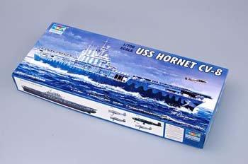 uss hornet model - 9