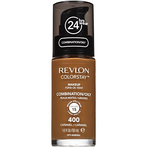 Revlon ColorStay Liquid Makeup for Combination/Oily, Caramel