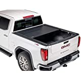 Gatortrax MX Retractable (fits) 2007-2019 Toyota Tundra 5.5 w/Rail System Foot Bed Only Matte Aluminum Truck Bed Tonneau Cove