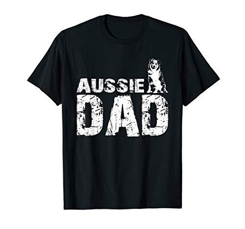 Aussie Dad Funny Gift  T-Shirt
