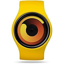 ZIIIRO Gravity Unisex Watches Banana