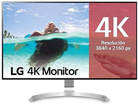 LG 32UD99-W - Monitor 4K UHD de 80 cm (31,5