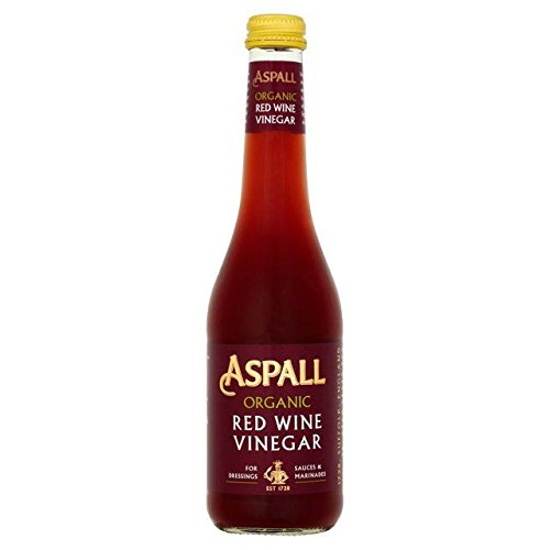 Aspall Organic Red Wine Vinegar 350ml - Pack of 2